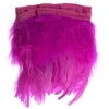 Coque/marabou Trim 6-7in 1Yd Approx 17g Hot Pink